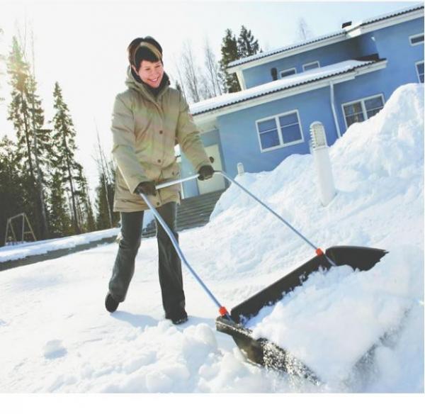 Расценки уборка крыш от снега